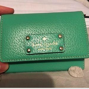 NWOT Kate Spade wallet key-card holder